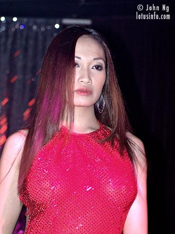 Asian Sharon Lee
